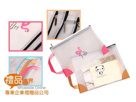 卡通手提文件袋(A4)