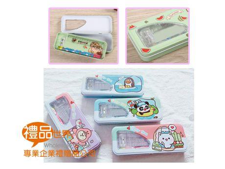 韓風馬口鐵筆盒組