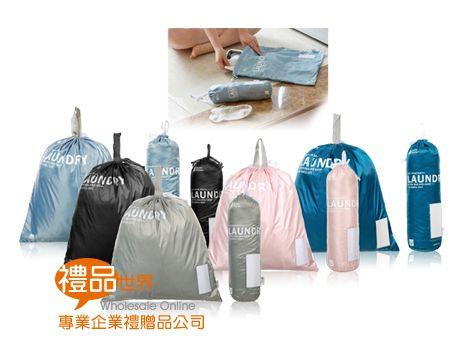 旅行衣物收納袋2件組