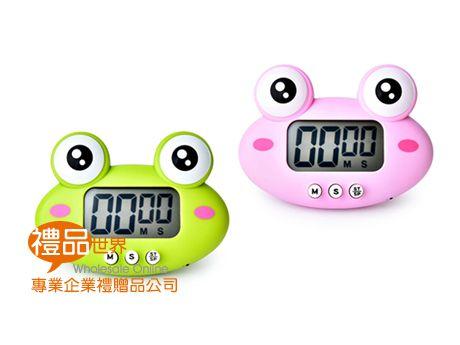 青蛙造型電子定時器