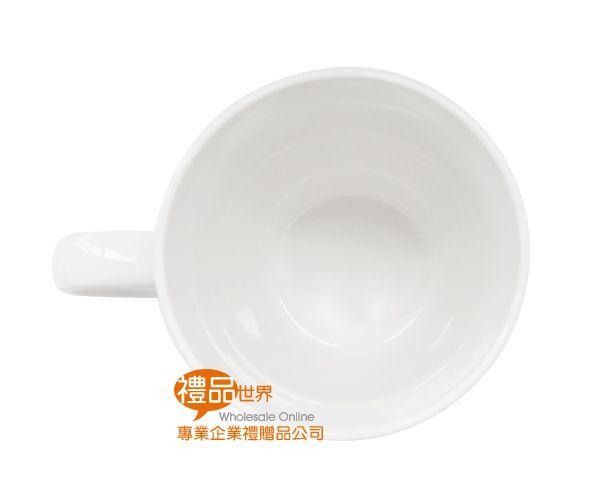 簡約鼓型馬克杯380ml