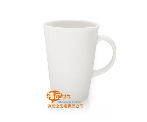 大容量素雅馬克杯420ml