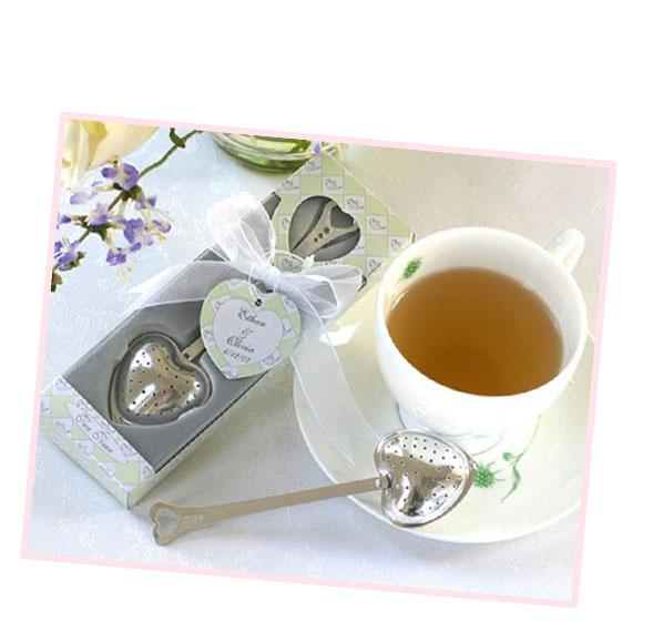 愛心濾茶勺