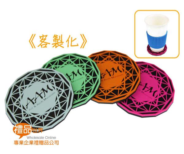 客製化PVC杯墊