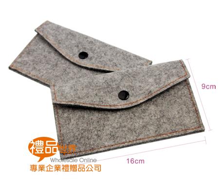 客製化毛氈布手機袋
