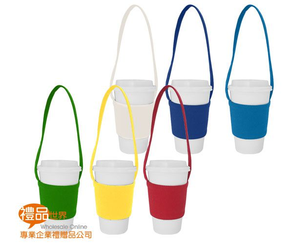 帆布飲料杯袋