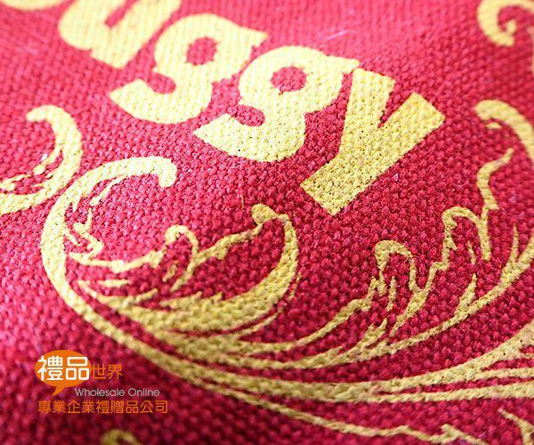 客製化帆布拼接手提袋26x33x14.5cm