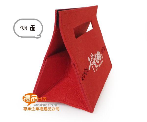 客製化毛氈布面紙盒