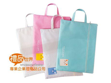 萌貓手提文件袋(A4)