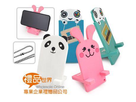 客製化PVC手機架