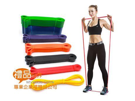 健身彈力帶(單入/寬0.64cm)