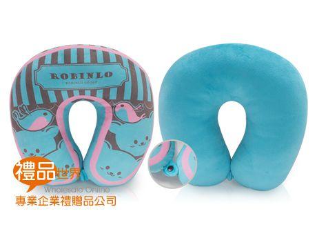 客製化廣告扣式頸枕