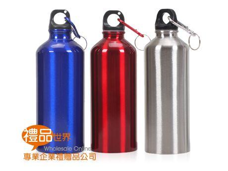 鋁合金運動水壺600ml