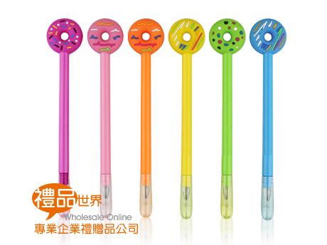 甜甜圈造型筆