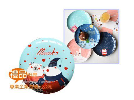 聖誕系列瓷盤