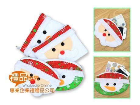 聖誕系列造型錢包