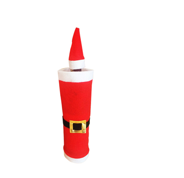 聖誕老人酒瓶套(腰袋)