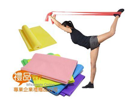 瑜珈伸展彈力帶(18磅)