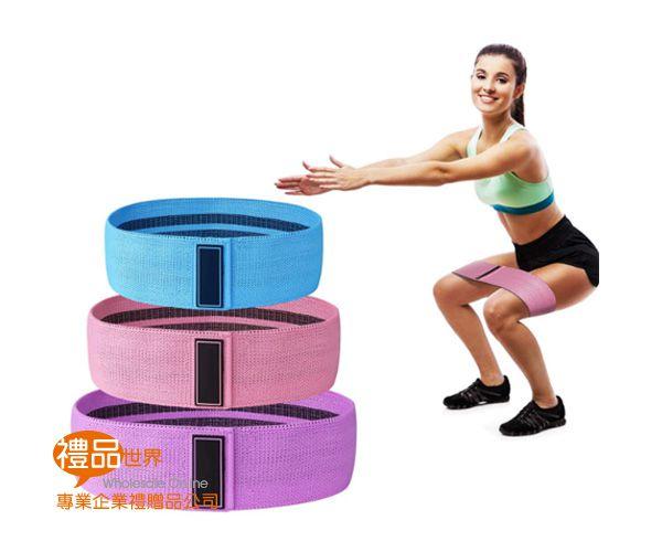 健身彈力圈三件組
