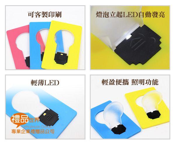 LED薄片燈