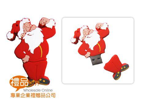 聖誕老人造型隨身碟
