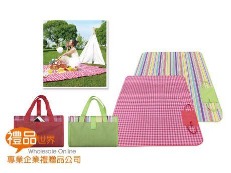手提摺疊野餐墊150x100cm