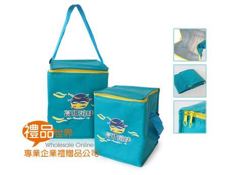 客製化不織布保冷袋30x23x23cm