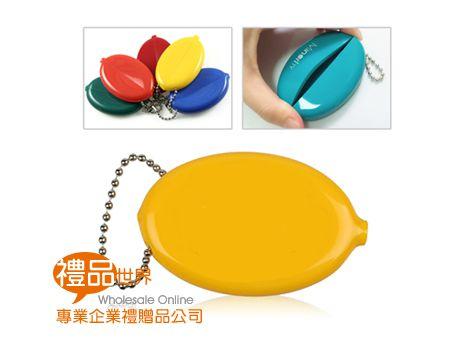 PVC葉子造型零錢包