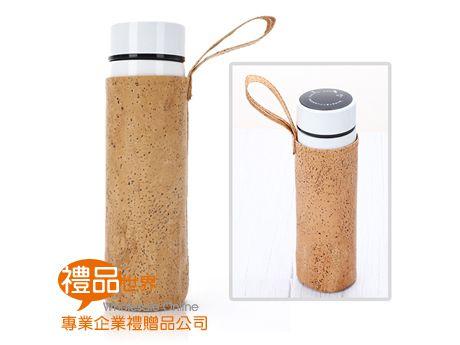 客製化木紋水瓶套