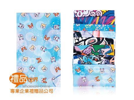 客製化彩色冰涼巾30x100cm