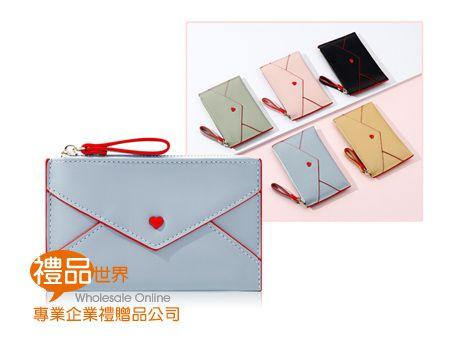 信封造型零錢包