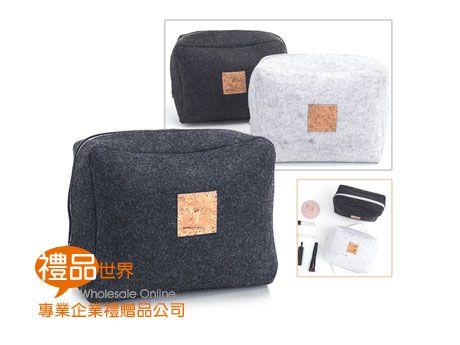 客製化毛氈布化妝包