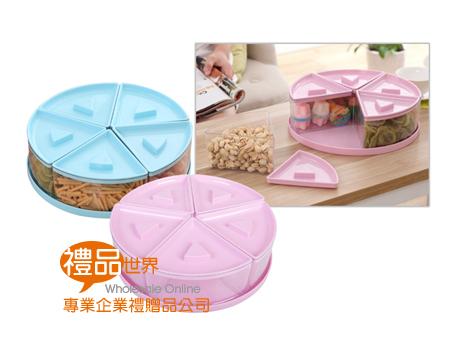透明蛋糕造型糖果盒