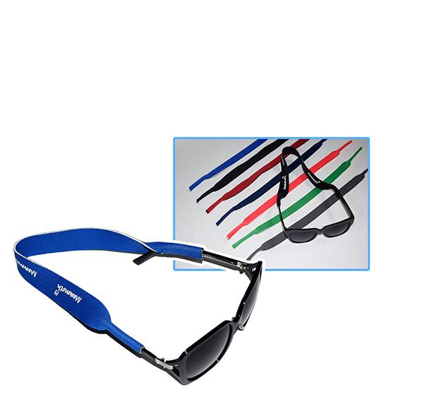 運動防滑眼鏡帶