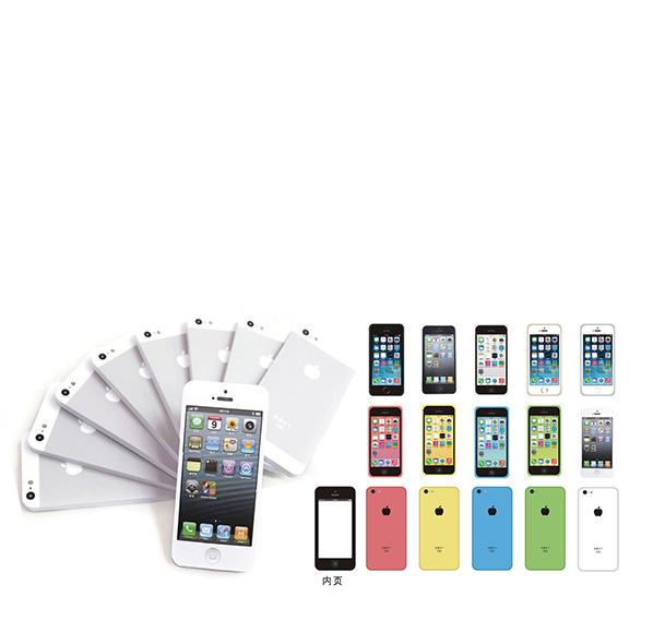 iPhone手機造型便條紙