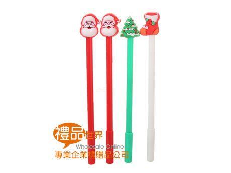 聖誕造型中性筆