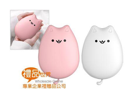 貓咪造型暖手寶