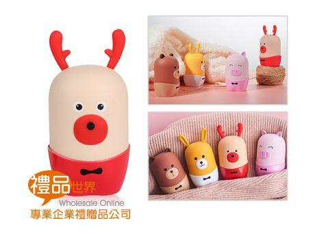 動物造型暖手寶