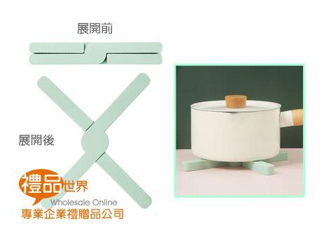 X型矽膠鍋墊