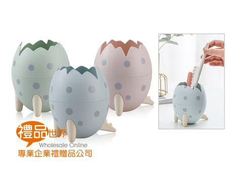 恐龍蛋造型收納桶