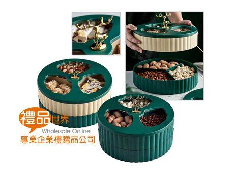 麋鹿造型糖果盒