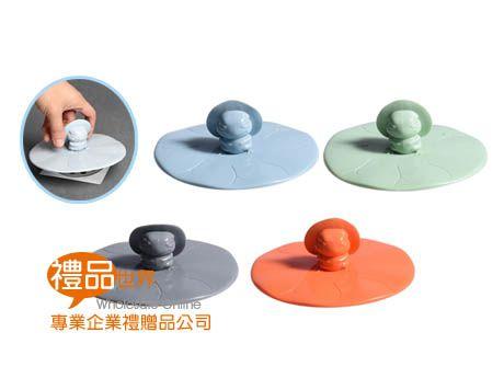 旅蛙造型水孔矽膠蓋(小)