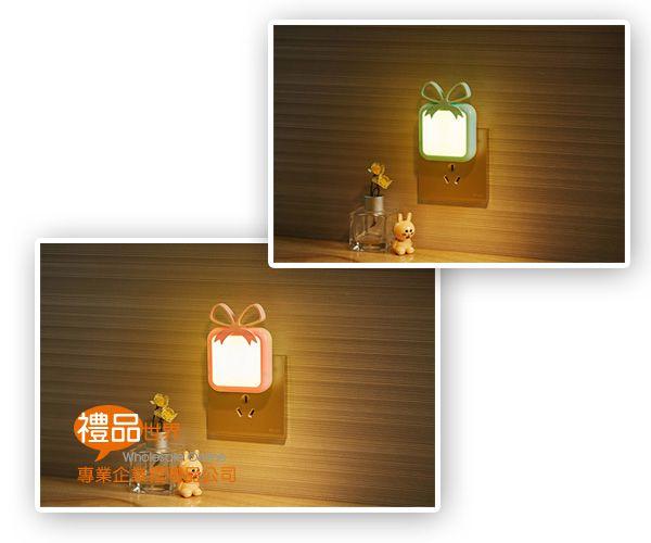 禮物造型小夜燈