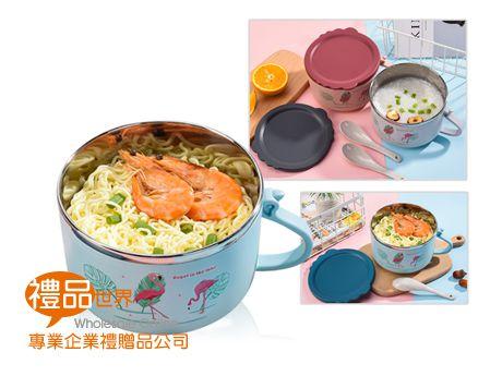紅鶴雙層防燙泡麵碗