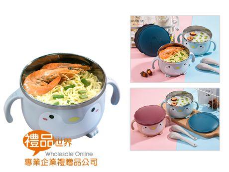企鵝造型隔熱湯碗