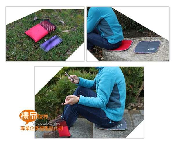 輕便攜式折疊坐墊