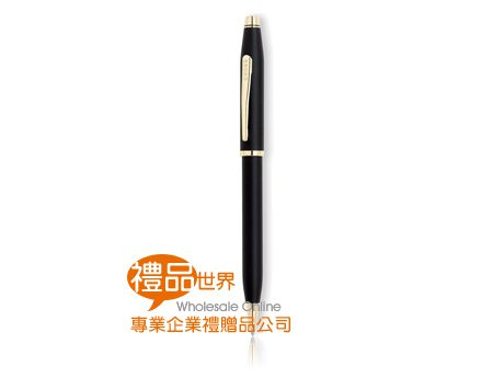 CROSS 新世紀黑金原子筆