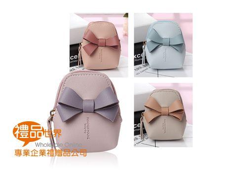 蝴蝶結背包型零錢包