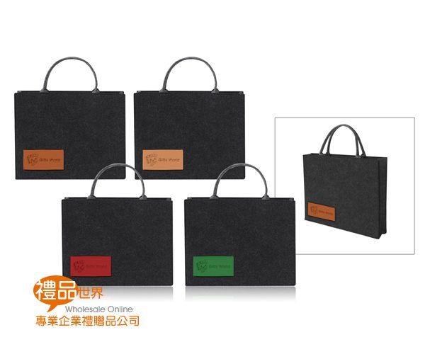 毛氈布手提包28x36.5x5.5cm
