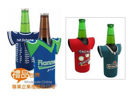 客製化球衣造型酒瓶套